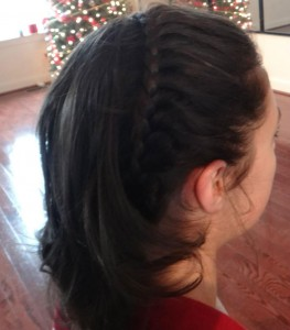 braid side